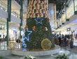 Galerie kuszą świątecznym wystrojem