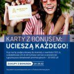 """""""Karty z bonusem"""" wracają do poznańskiej Avenidy"""